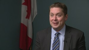 Conservative leader Andrew Scheer on Alberta/B.C. pipeline dispute
